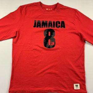 Puma Jamaica soccer shirt